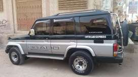 Toyota prado 1992 model registered 2006