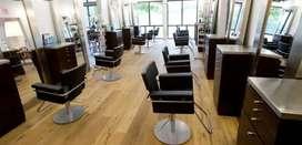 Salon, spa and boutique