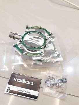 Pedal Xpedo bearing enteng sepeda brompton pikes 3sixty