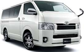Toyota Hiace 2019 Get On Inatallment With 20% Advance Down Payment
