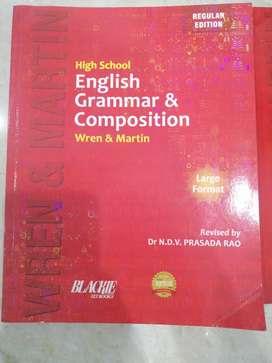 Wern & Martin high School English grammar Book