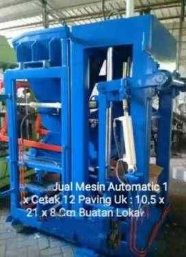 Jual Mesin Semi Automatic Cetak Paving