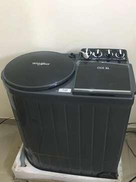 Whirpool Supreme 10 kg semi automatic washing machine