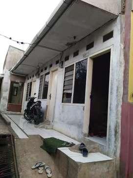 Disewakan rumah masuk gang motor