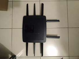 linksys EA9500 smart wifi