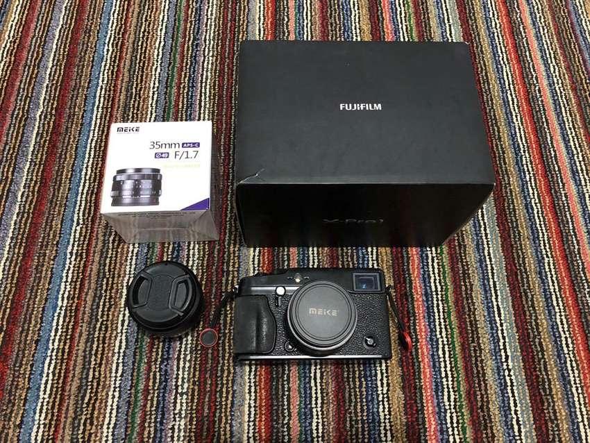 Fujifilm X-Pro 1 0