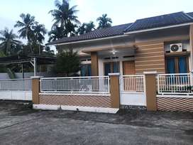 Rumah 1 lantai (zona hijau tsunami)