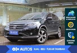 [OLXAutos] Honda CRV 2.4 RM3 A/T 2014 Hitam