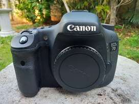 Canon 7D terawat body only