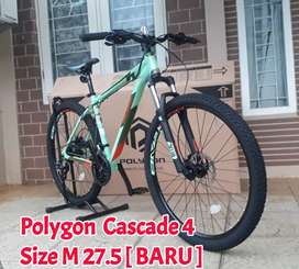 Polygon Cascade 4 Size M 27.5 [ BARU ]