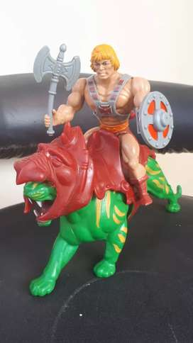 Mainan He-Man and the Master Of Universe