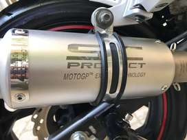 SC project exhaust