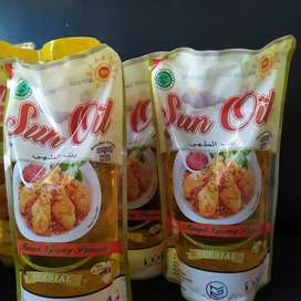 Minyak goreng murah Sun Oil 1Liter