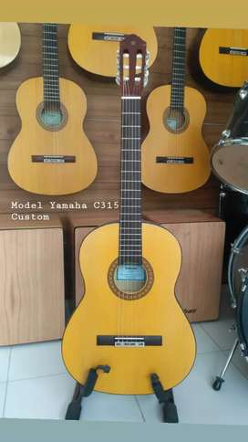 Gitar Klasik Nylon Custom