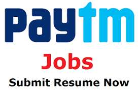 CCE jobs- for Paytm process