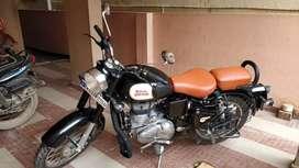 RE  classic 350cc
