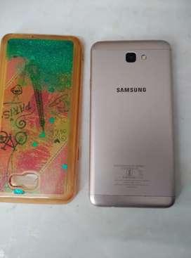 Samsung j7 prime display cracked not working