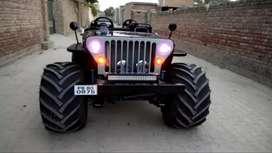 Modified Willy's Jeeps Thar Gypsy