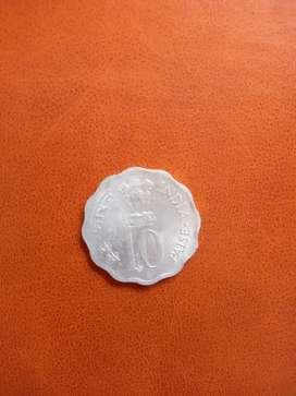 10 Paise Coin