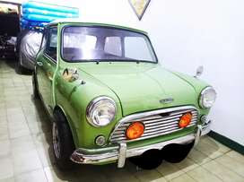 Morris Mini Cooper Classic MK1
