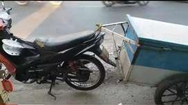 Gerobak motor untuk usaha