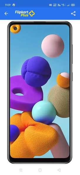 Samsung Galaxy A21s 2Months Phone