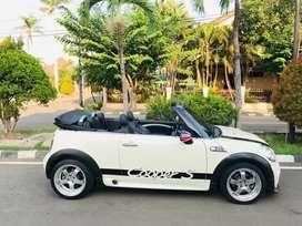 Mini Cooper Cabrio Coupe S Turbo JCW NamaSendiri,Mobil Antik Simpanan