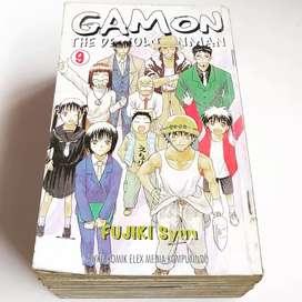 Komik Gamon The Demolitionman 1-9 Tamat