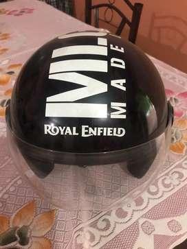 Healmet royal enfield