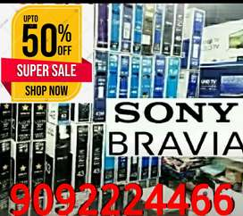 """43""""New Sony Bravia LED TV 50%DIWALI#Clearance OfferSale."""