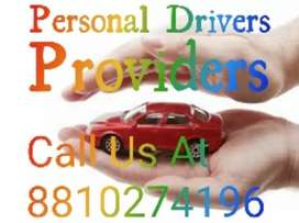 Need personal drivers