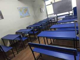 2 classrooms are available for tution point in Koyal ghati rishikesh.