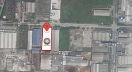 Dijual tanah kavling Kawasan Industri Medan 3 Jalan Pulau Saparua 2