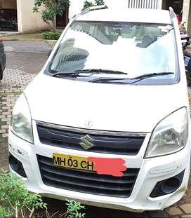 Maruti Suzuki Wagon R 2017 Petrol CNG T-permit