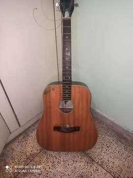 Hobner jumbo guitar