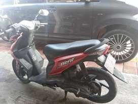 Honda beat cw 2008 bali dharma motor