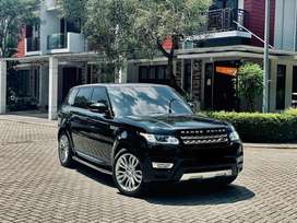 Range Rover Sport Autobiography 3.0 Supercharged 2014
