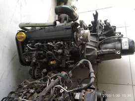 Duster 85 Engine