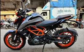 KTM DUKE 390 BS6 All Peper Clear, Only Face To Face Deal In Nagpur,