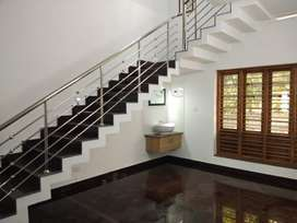 Close to Palakkad Railway Junction - Land + House For Sale
