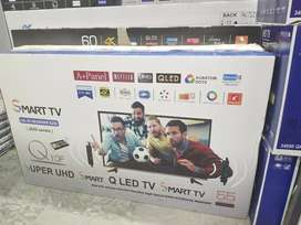 50 Inch 4K Ultra HD Android Smart LED TV -