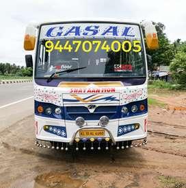 Mahindra Tourister 19 seater Tourist Vehicle