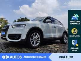 [OLX Autos] Audi Q3 Bensin 2.0 A/T Putih #Digi Auto