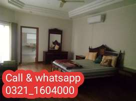 Fully furnished one kanal House in DHA for rent(short/long term)