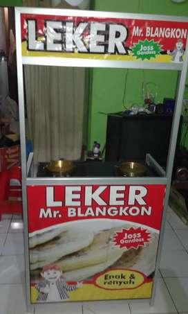 Paket waralaba leker mr Blankon