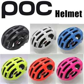 Helm sepeda POC race day bukan rnox giro abus cairbull