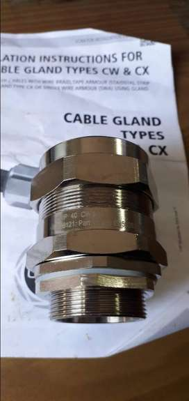 Cable glan CMP type CW