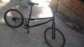 Fully modified bicycle everything is proper i can make any offer to yu