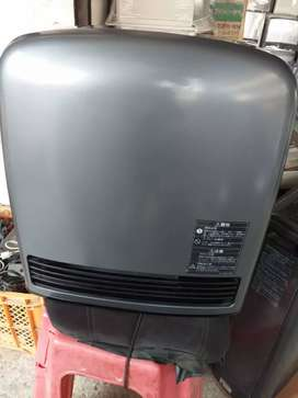 Japanese gas and electric heater for sale