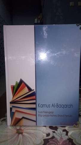 Kamus Al-Baqarah (utk yang pingin belajar Nahwu Shorof PEMULA)